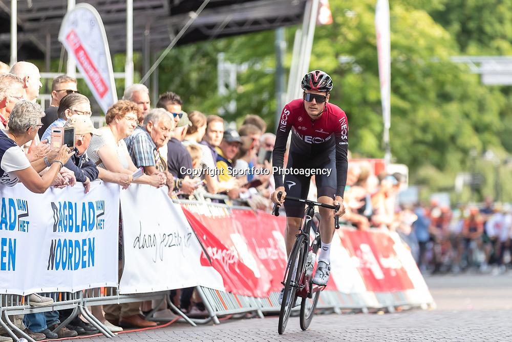 05-08-2019: Wielrennen: Nederlandse profs: Almelo<br />Dylan van Baarle