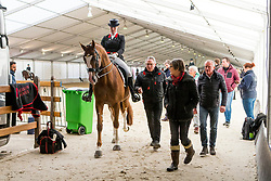 Zweistra Thamar, NED, Hexagon's Double Dutch<br /> Jumping Mechelen 2019<br /> © Hippo Foto - Sharon Vandeput<br /> 28/12/19