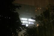 Belo Horizonte_MG, Brasil...Chuva em Belo Horizonte...The rain in Belo Horizonte...Foto: LEO DRUMOND / NITRO