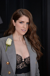 Anna Kendrick attends the 60th Annual GRAMMY Awards at Madison Square Garden on January 28, 2018 in New York City. Photo by Lionel Hahn/ABACAPRESS.COM