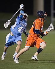 20070407 - #3 Virginia v. #10 North Carolina (NCAA Men's Lacrosse)