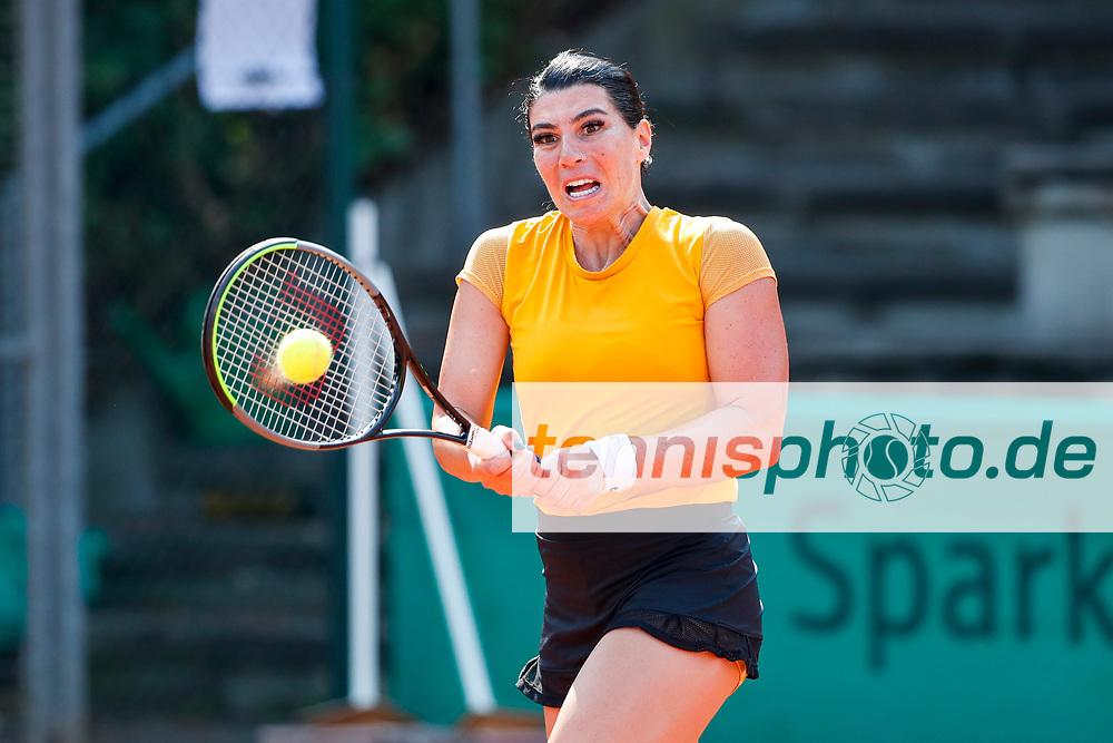 Ekaterina Gorgodze (GEO)- WTA-Ranking #183 bei der International Premier League (IPL) - 3. Event am 10.8.2020 in Halle (TC Blau-Weiss Halle), Deutschland , Foto: Mathias Schulz