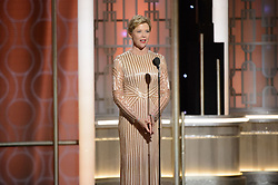 Jan 8, 2017 - Beverly Hills, California, U.S - ANNETTE BENING at the 74th Annual Golden Globe Awards at the Beverly Hilton in Beverly Hills, CA on Sunday, January 8, 2017. (Credit Image: ? HFPA/ZUMAPRESS.com)