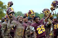 Central State vs Clark Atlanta<br /> CSU wins the mud bowl of 2018 7-0