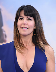 May 25, 2017 - Hollywood, California, U.S. - Patty Jenkins arrives for the premiere of the film 'Wonder Woman' at the Pantages theater. (Credit Image: © Lisa O'Connor via ZUMA Wire)