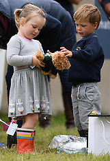 Members of The Royal Family attend the Whatley Manor Horse Trials - 8 Sep 2017