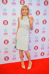 Michelle Collins attends the Tesco Mum of the Year Awards 2014. The Savoy Hotel, London, United Kingdom. Sunday, 23rd March 2014. Picture by Chris Joseph / i-Images