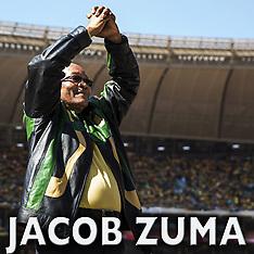Jacob Zuma Survives No Confidence Vote - 8 Aug 2017
