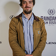 London, England, UK. 25th September 2017. Director Louis Lagayette of TRENDY attend Raindance Film Festival Screening at Vue Leicester Square, London, UK