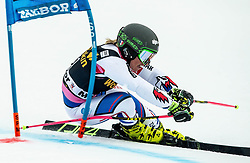 PIOT Jennifer of France competes during the 6th Ladies'  GiantSlalom at 55th Golden Fox - Maribor of Audi FIS Ski World Cup 2018/19, on February 1, 2019 in Pohorje, Maribor, Slovenia. Photo by Vid Ponikvar / Sportida