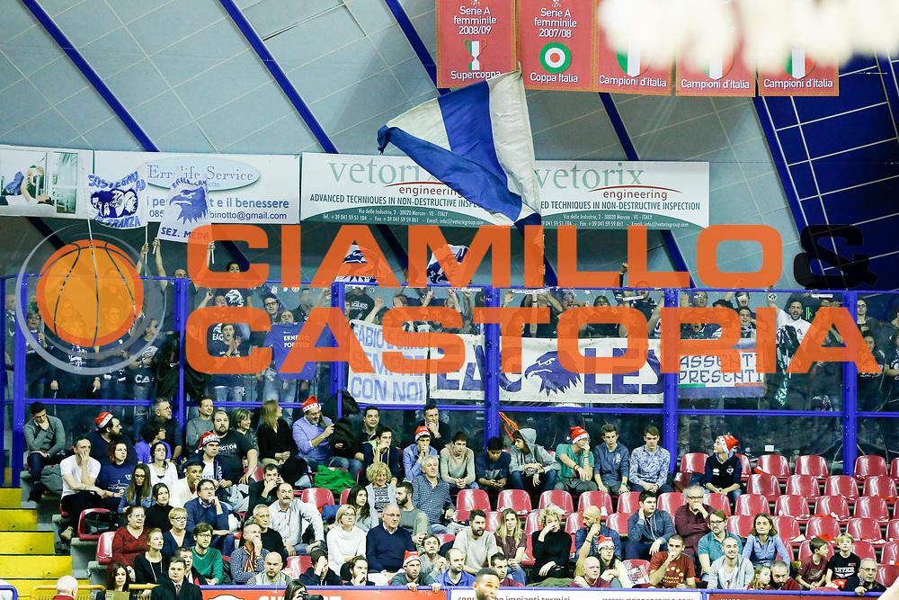 DESCRIZIONE : Venezia Lega A 2015-16 Umana Reyer Venezia Acqua Vitasnella Cantu<br /> GIOCATORE : Tifosi Acqua Vitasnella Cantu'<br /> CATEGORIA : Tifosi<br /> SQUADRA : Umana Reyer Venezia Acqua Vitasnella Cantu<br /> EVENTO : Campionato Lega A 2015-2016<br /> GARA : Umana Reyer Venezia Acqua Vitasnella Cantu<br /> DATA : 06/12/2015<br /> SPORT : Pallacanestro <br /> AUTORE : Agenzia Ciamillo-Castoria/G. Contessa<br /> Galleria : Lega Basket A 2015-2016 <br /> Fotonotizia : Venezia Lega A 2015-16 Umana Reyer Venezia Acqua Vitasnella Cantu