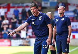 Bristol Rovers manager Darrell Clarke shouts instructions - Mandatory by-line: Matt McNulty/JMP - 06/08/2016 - FOOTBALL - Glanford Park - Scunthorpe, England - Scunthorpe United v Bristol Rovers - Sky Bet League One