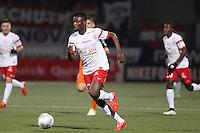 Abdou COULIBALY  - 06.03.2015 - Nancy / Laval - 27eme journee de Ligue 2 <br />Photo : Fred Marvaux / Icon Sport