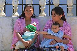 Woman & Children
