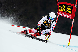 KOMSIC Andrea of Croatia competes during the 6th Ladies'  GiantSlalom at 55th Golden Fox - Maribor of Audi FIS Ski World Cup 2018/19, on February 1, 2019 in Pohorje, Maribor, Slovenia. Photo by Vid Ponikvar / Sportida