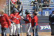 2013 FAU Softball vs Michigan State