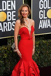 January 6, 2019 - Los Angeles, California, U.S. - Jan 6, 2019 - Beverly Hills, California, U.S. - Margaret Gardiner during red carpet arrivals for the 76th Annual Golden Globe Awards at The Beverly Hilton Hotel..(Credit: © Kevin Sullivan via ZUMA Wire) (Credit Image: © Kevin Sullivan via ZUMA Wire)