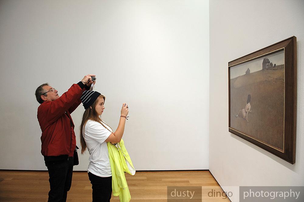 Museum of Modern Art (MoMA), New York, 2014