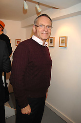 LORD ARCHER at an exhibition of photographs by Madeleine Farley entitled 'Cameos' held at the Westbrook Gallery, 8 Windmill Street, London W1 on 14th February 2008. <br /><br />NON EXCLUSIVE - WORLD RIGHTS