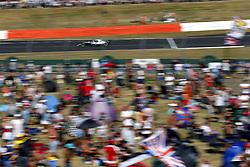 July 7, 2018 - Silverstone, Great Britain - Motorsports: FIA Formula One World Championship 2018, Grand Prix of Great Britain, .#77 Valtteri Bottas (FIN, Mercedes AMG Petronas Motorsport) (Credit Image: © Hoch Zwei via ZUMA Wire)