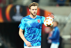 Calum Chambers of Arsenal - Mandatory by-line: Robbie Stephenson/JMP - 23/11/2017 - FOOTBALL - RheinEnergieSTADION - Cologne,  - Cologne v Arsenal - UEFA Europa League Group H