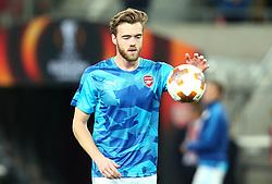 Calum Chambers of Arsenal - Mandatory by-line: Robbie Stephenson/JMP - 23/11/2017 - FOOTBALL - RheinEnergieSTADION - Cologne,  - Cologne v Arsenal - UEFA Europa League Group H