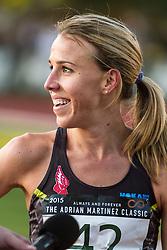 Adrian Martinez Classic track meet, Women's High Performance Adro Mile, Tully