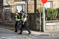 "Pictured: <br /> <br /> Police in Edinburgh have launched a fresh appeal for information following an indecent assault over the weekend.<br /> <br /> A 19-year-old woman was attacked in Salisbury Place as she was walking home at around 2.50 a.m. on Sunday 2nd October.<br /> <br /> The victim fought the suspect off, who then made off towards Minto Street and inquiries to trace this male are continuing.<br /> <br /> He is described as white, early thirties, 6ft tall with a large build and dark hair. He was wearing a red kilt, calf-high boots and a dark hooded top with numbers on the front.<br /> <br /> Following information from the public, detectives have established that the male visited the Marchmont Takeaway on Marchmont Road sometime between 7 p.m. and 9 p.m. on Saturday 1st October and anyone else who believes they may have information that can help identify him is urged to come forward.<br /> <br /> It has also been confirmed that the male walked from the city centre southwards along Newington Road, towards Salisbury Place.<br /> <br /> Detective Inspector Donnie MacLeod from the Public Protection Unit at Fettes said: ""Since the attack took place we have been conducting various inquiries in and around Salisbury Place to trace witnesses and establish the movements of the suspect before and after the incident.<br /> <br /> ""We are now satisfied that he was within the Marchmont area on Saturday evening before carrying out the attack, during which time he walked towards Salisbury Place from the direction of the city centre. <br /> <br /> ""I would ask anyone who believes they may have seen this individual on Saturday night, or the early hours of Sunday morning, or who knows where we can find him should contact police immediately.<br /> <br /> ""In addition, anyone with any further information relevant to this investigation is also asked to get in touch.""<br /> <br /> Police have also increased patrols within the area and will have a high-visibility presence in Salisbury Place to engage with the public, offer reassurance and gather any information that may be of use to the investigation."