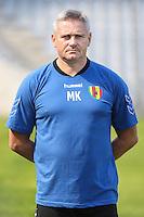 08.07.2014 Kielce Sesja zdjeciowa Korony Kielce na sezon 2014/2015 N/z Marek Konieczny fot. Patryk Ptak