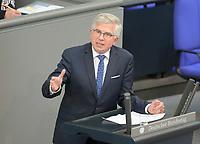 DEU, Deutschland, Germany, Berlin, 20.05.2021: Prof. Dr. Andrew Ullmann (FDP) in der Plenarsitzung im Deutschen Bundestag.