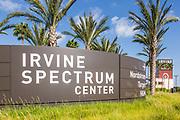 Irvine Spectrum Center Monument