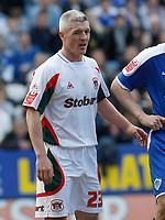 Photo: Steve Bond/Richard Lane Photography. Leicester City v Carlisle United. Coca Cola League One. 04/04/2009. Graham Kavanagh of Carlisle