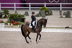 Schneider Dorothee, GER, Showtime FRW, 138<br /> Olympic Games Tokyo 2021<br /> © Hippo Foto - Stefan Lafrentz<br /> 27/07/2021no