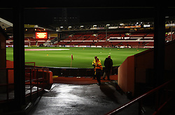 General view of the City Ground before the match - Mandatory byline: Jack Phillips / JMP - 07966386802 - 6/11/2015 - FOOTBALL - The City Ground - Nottingham, Nottinghamshire - Nottingham Forest v Derby County - Sky Bet Championship