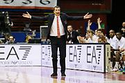 DESCRIZIONE : Milano Eurolega Euroleague 2013-14 EA7 Emporio Armani Milano Olympiacos Piraeus<br /> GIOCATORE : Luca Banchi<br /> CATEGORIA : Ritratto<br /> SQUADRA : EA7 Emporio Armani Milano <br /> EVENTO : Eurolega Euroleague 2013-2014<br /> GARA : EA7 Emporio Armani Milano Olympiacos Piraeus<br /> DATA : 09/01/2014<br /> SPORT : Pallacanestro <br /> AUTORE : Agenzia Ciamillo-Castoria/G.Cottini<br /> Galleria : Eurolega Euroleague 2013-2014  <br /> Fotonotizia : Milano Eurolega Euroleague 2013-14 EA7 Emporio Armani Milano Olympiacos Piraeus<br /> Predefinita :