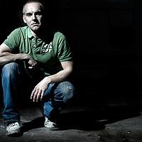 Mark Blundell, Strobist, self portrait