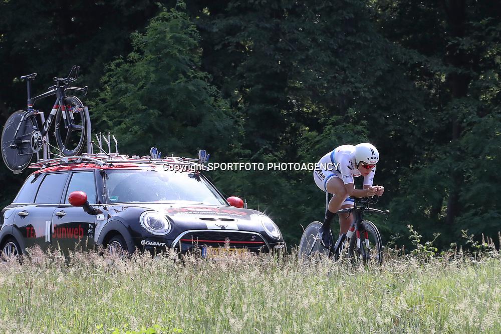 21-06-2017: Wielrennen: NK Tijdrijden: Montferland      <br /> s-Heerenberg (NED) wielrennen    <br /> Ellen van Dijk