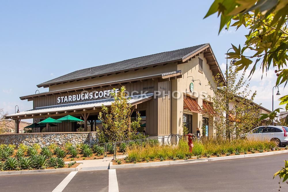 Starbucks Coffee at Sendero Marketplace in Rancho Mission Viejo