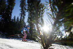 Alexey Slepov (RUS) during Men 15 km Mass Start at day 4 of IBU Biathlon World Cup 2015/16 Pokljuka, on December 20, 2015 in Rudno polje, Pokljuka, Slovenia. Photo by Ziga Zupan / Sportida