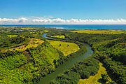 Wailua River,  Wailua, Kauai, Hawaii