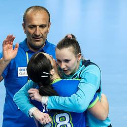 20210417: SLO, Handball - IHF Women's World Championship Qualifications, Slovenia vs Iceland