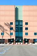 Handicap Parking at the Honda Center in Anaheim