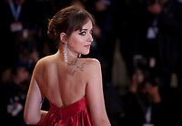 Dakota Johnson at the premiere gala screening of the film Suspiria at the 75th Venice Film Festival, Sala Grande on Saturday 1st September 2018, Venice Lido, Italy.