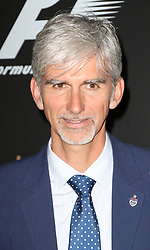 © Licensed to London News Pictures. 02/07/2014, UK. Damon Hill, F1 Party in aid of Great Ormond Street Hospital Children's Charity, Victoria and Albert Museum, London UK, 02 July 2014. Photo credit : Richard Goldschmidt/Piqtured/LNP
