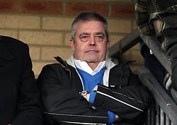 Bristol Rovers Chairman Nick Higgs - Mandatory byline: Robbie Stephenson/JMP - 27/02/2016 - FOOTBALL - Adams Park - Wycombe, England - Wycombe Wanderers v Bristol Rovers - Sky Bet League Two