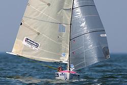 2.4 mr, Day three, May 24th 2012. Delta Lloyd Regatta  (22/26 May 2012). Medemblik - the Netherlands.