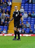 Photo: Dave Linney.<br />Birmingham City v Shrewsbury Town. Carling Cup. 22/08/2006Referee .J Robinson