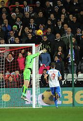 Richard O'Donnell of Bristol City clears the ball - Mandatory by-line: Paul Knight/JMP - 05/11/2016 - FOOTBALL - Ashton Gate - Bristol, England - Bristol City v Brighton and Hove Albion - Sky Bet Championship