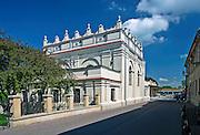 Renesansowa synagoga na Starym Mieście w Zamościu