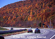 Fall Foliage, Route #322, Center Co., PA